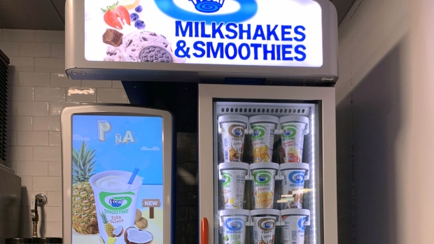 Self-Serve Milkshake Maker Trial Threatens to Freeze Out