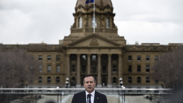 Kenney government promises expanded economy, end to carbon tax in throne speech - BNN Bloomberg