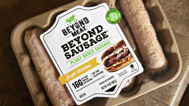 Ipo beyond meat date