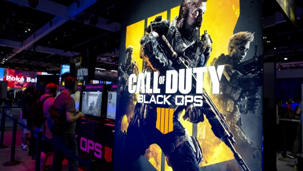 Tencent counts on smash hit 'Call of Duty' to quicken its global
