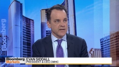 Evan Siddall, president and CEO of CMHC