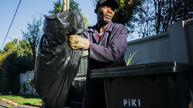 Picking Trash for $1 20 an Hour in the World's Most Unequal
