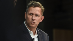 GETTY IMAGES: Peter Thiel