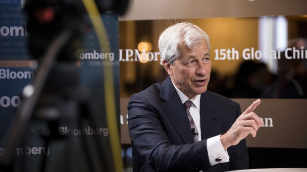 Jamie Dimon Calls Wells Fargo's Lack of CEO Plan