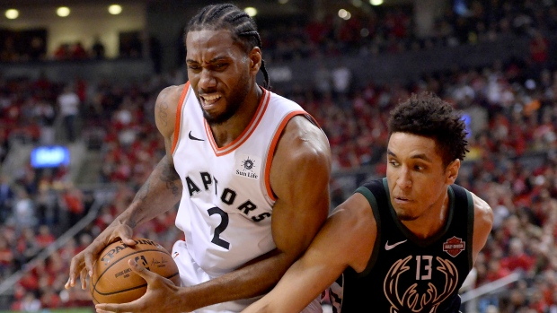 bcb87e4cf03c2 Raptors' Kawhi Leonard offered free penthouse, food for life to stay ...