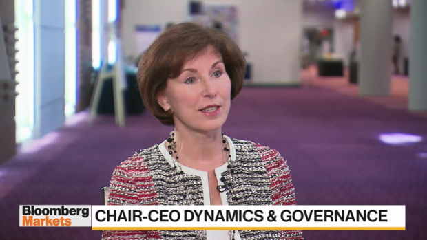 Kathleen Taylor, Chair, RBC, speaks to BNN Bloomberg on April 6, 2019