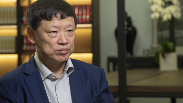 Hu Xijin, editor-in-chief of the Global Times