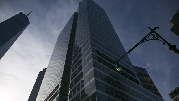 Goldman Sachs Group Inc. headquarters stands in New York.