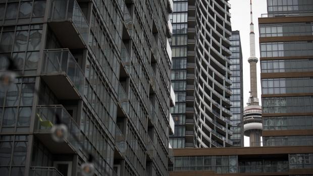 New Toronto condo sales near pre-pandemic levels
