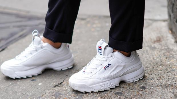fila shoes male