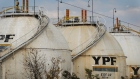 The YPF SA refinery stands in Lujan de Cuyo, Argentina.