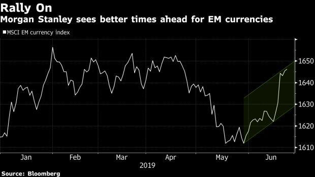 Morgan Stanley Says It's Time to Buy Emerging-Market