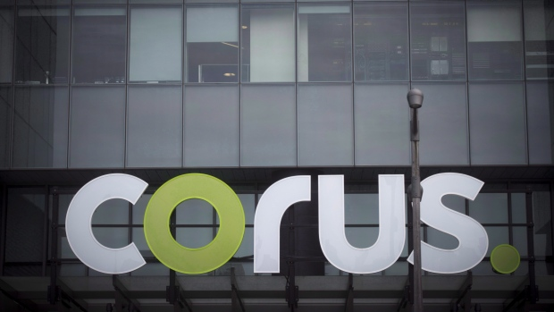Corus Entertainment (OTCMKTS:CJREF) Share Price Passes Below 50-Day Moving Average of $4.99