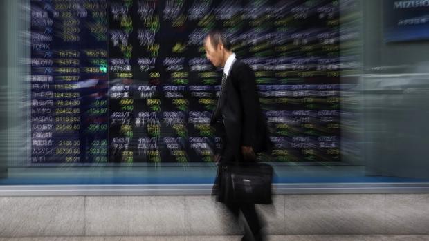 Japan's Technology Stocks Are Having a Surprisingly Good