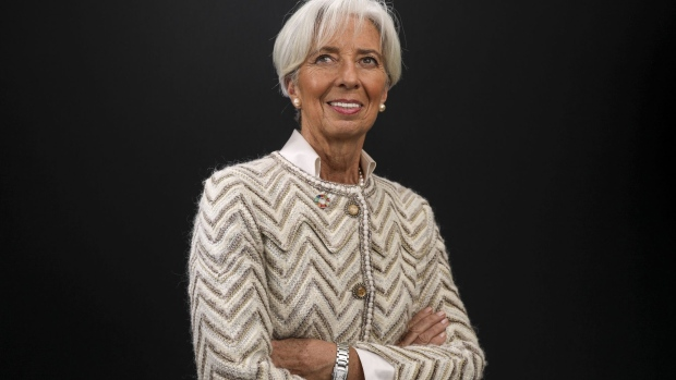 Lagarde Is 'Uniquely Qualified' for Top ECB Job, Coeure Says