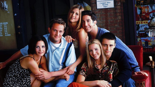 Warner to pull 'Friends' from Netflix, bolstering competitor