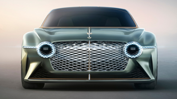Bentley's EXP 100 GT concept car