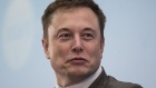 "Billionaire Elon Musk, chief executive officer of Tesla Motors Inc., listens during the StartmeupHK Venture Forum in Hong Kong, China, on Tuesday, Jan. 26, 2016. Tesla is looking for a Chinese production partner but is ""still trying to figure that out,"" Musk said."