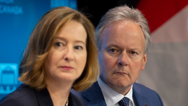 Wilkins and Poloz