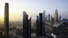 The Dubai International Financial Center in Dubai. Photographer: Christopher Pike/Bloomberg