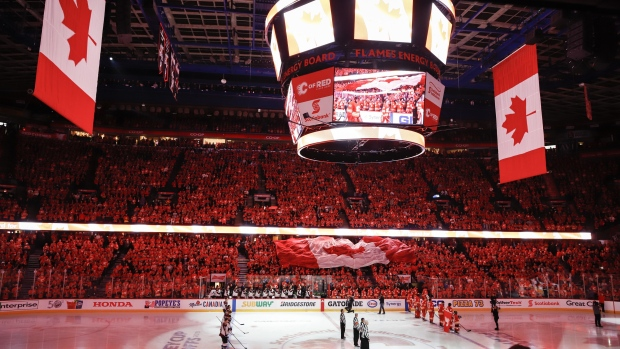 Calgary Flames Agree To Split Cost In Deal For New Nhl Arena Bnn Bloomberg