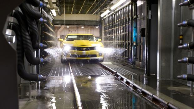 Glencore Car Wash