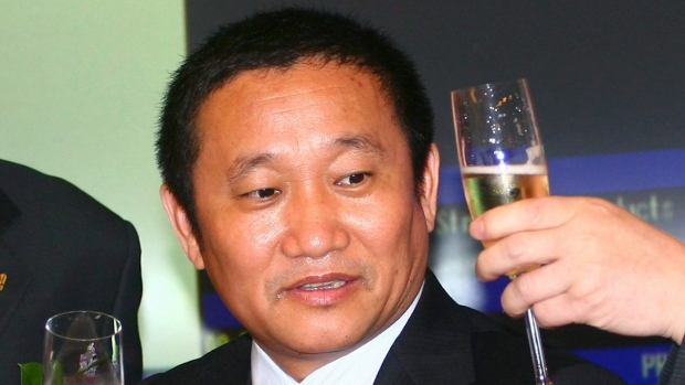 China Zhongwang Tumbles After U.S. Charges Billionaire Owner