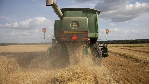 Largest Combine Harvester
