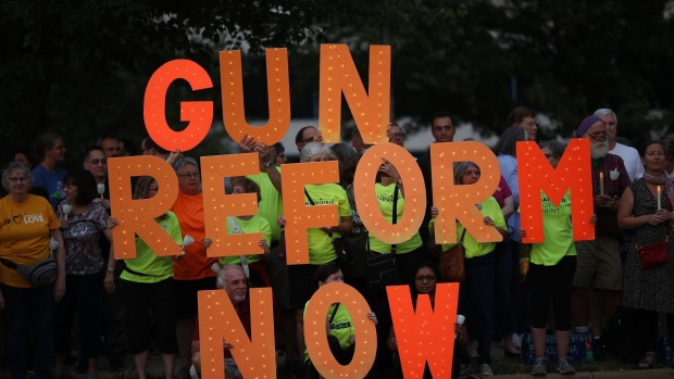 New Democratic Unity Can Overpower The Nra Bnn Bloomberg