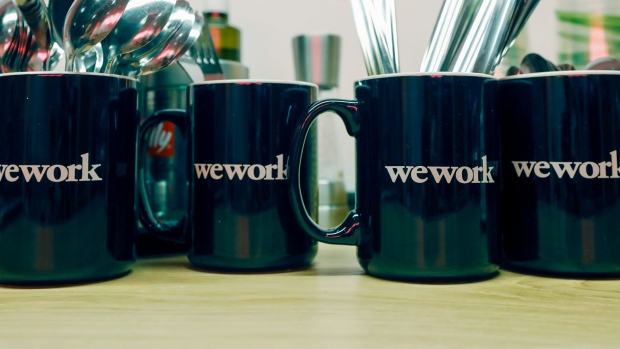 WeWork analyst warns IPO filing a 'masterpiece of
