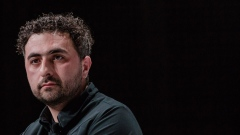 Mustafa Suleyman, co-founder and head of artificial intelligence (AI) at DeepMind Technologies Ltd., pauses during Bloomberg's Sooner Than You Think technology conference in Paris, France, on Wednesday, May 23, 2018. Paris is playing host this week to a global gathering of tech executives and entrepreneurs at the Bloomberg conference and at Viva Tech, a three-year-old event for startups, as the French establishment unites behind a push for more tech investment in the city.