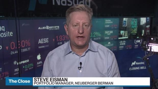 The Big Short's Steve Eisman calls out Canadian Tire - BNN