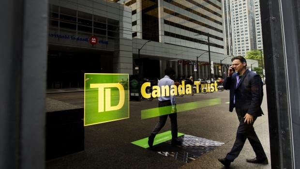 td canada trust bank problems today