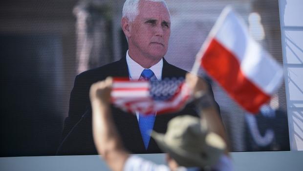 U S  Is Prepared for Hurricane Dorian, Vice President Pence