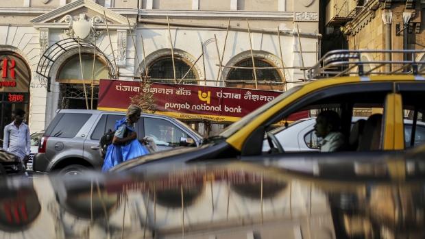 India's Big State Banks Plunge on Modi's Mega-Merger Plans