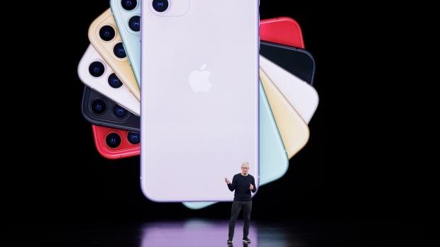 Limbo Falls iPhone 11 case