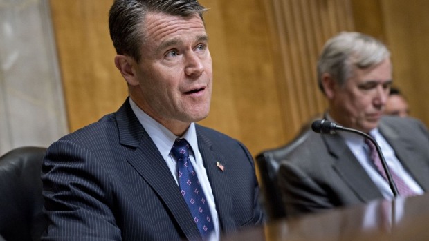 Todd Young Photographer: Andrew Harrer/Bloomberg
