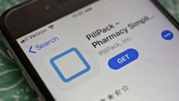The PillPack application