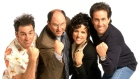 "The cast of NBC's ""Seinfeld"""
