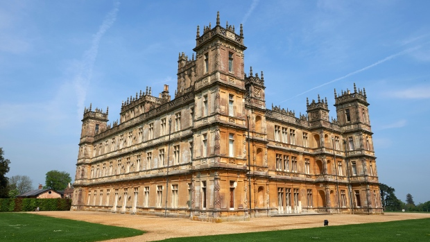 GETTY - HIGHCLERE CASTLE