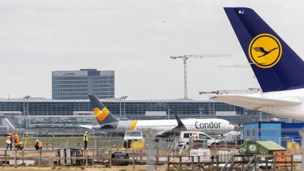 Condor Terminal Frankfurt Flughafen