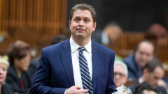 Andrew Scheer announces resignation as Conservative Party leader