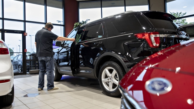 Ford Cuts Guidance On Higher Costs From Incentives Warranties