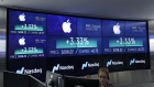 Apple Inc. stock information on Thursday, Aug. 2, 2018.