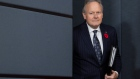 Bank of Canada Governor Stephen Poloz arrives for a news conference in Ottawa, Wednesday October 30,