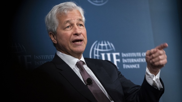 Jamie Dimon Photographer: Al Drago/Bloomberg