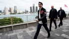 Justin Trudeau in Detroit October 2019