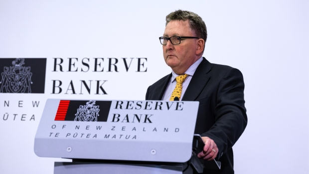 Adrian Orr, governor of the Reserve Bank of New Zealand