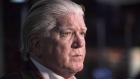 Brian Burke is shown June 27, 2017. Former NHL executive Brian Burke is listed as the heavy favourit