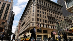 The Lord & Taylor building on 5th Avenue in Manhattan.